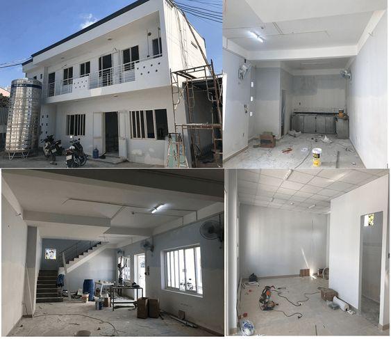 Công Ty Tnhh Đầu Tư Xây Dựng Linh Châu - Dịch vụ sửa nhà quận 4 giá rẻ chất lượng