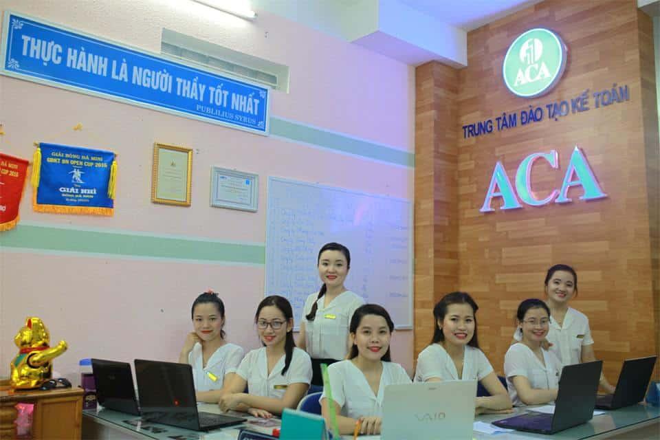 Công ty ACA - chuyên cung cấp dịch vụ kế toán ở Đà nẵng