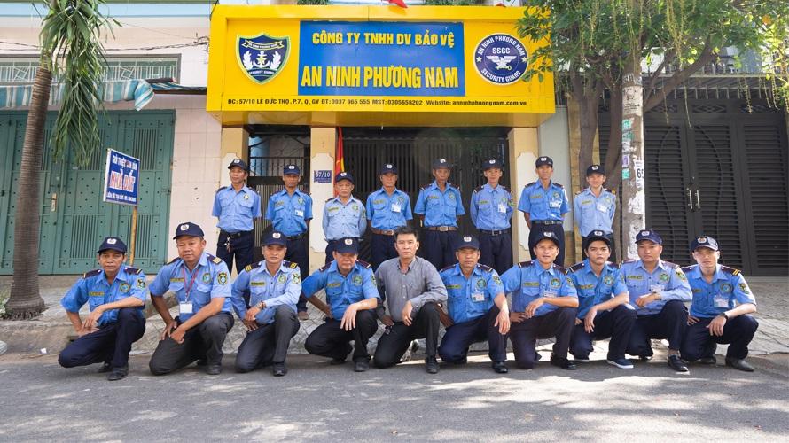 Công ty TNHH DV Bảo vệ An Ninh Phương Nam
