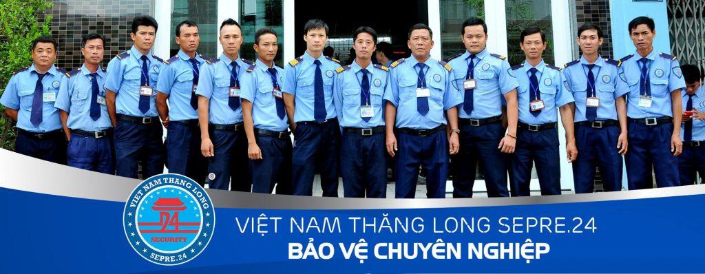 Công ty TNHH DV Bảo vệ Phú Thăng Long  - Công ty dịch vụ bảo vệ tại TP HCM