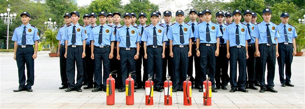 Công ty TNHH DV Bảo vệ Toàn Việt