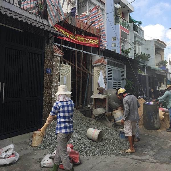 Công ty TNHH Thương Mại xây dựng Hà Lê