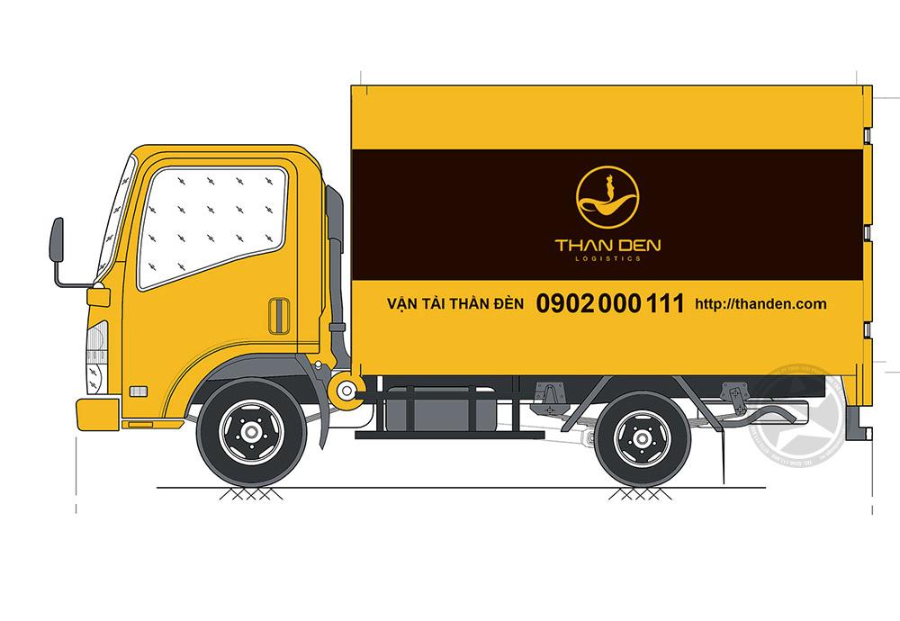 Công ty TNHH dịch vụ chuyển nhà Thần Đèn tại Hà Nội