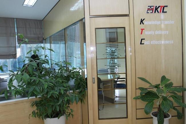 Công ty TNHH tư vấn và dịch vụ KTC