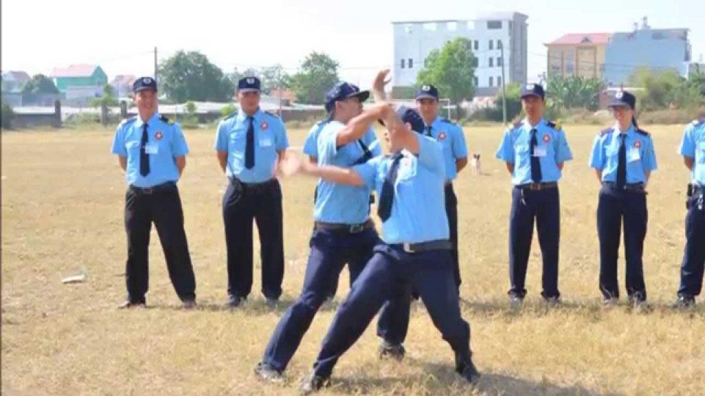 Công ty dịch vụ bảo vệ Thanh Bình Phú Mỹ
