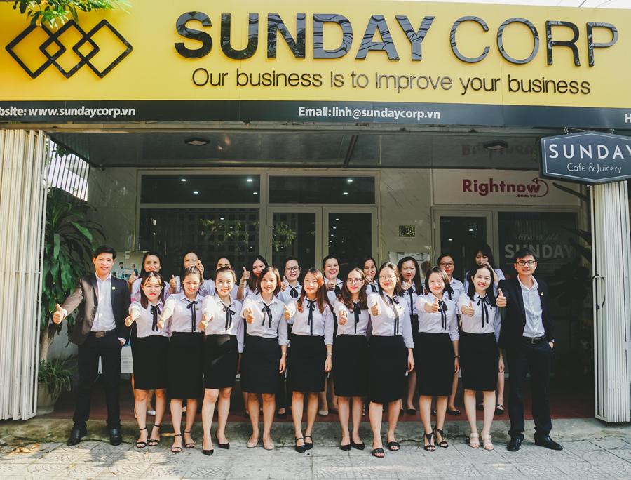 Công ty kế toán dịch vụ kế toán Sunday Corp ở Đà Nẵng