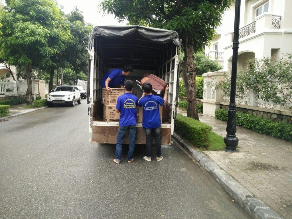 Công ty dịch vụ chuyển nhà BẢO AN