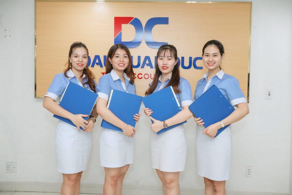 Dịch vụ tài chính kế toán Đầu Xuân Đức tại Đà nẵng