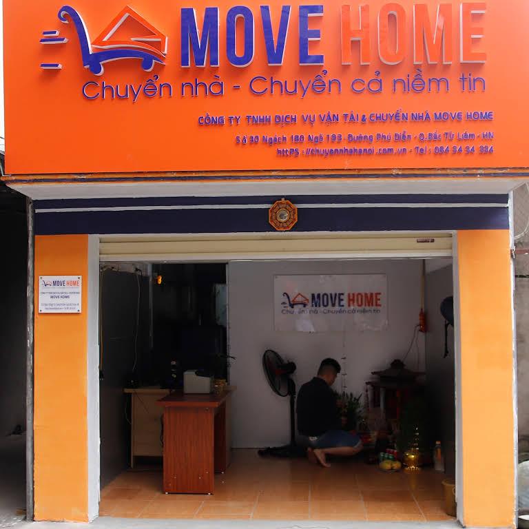 Dịch vụ chuyển nhà Move Home