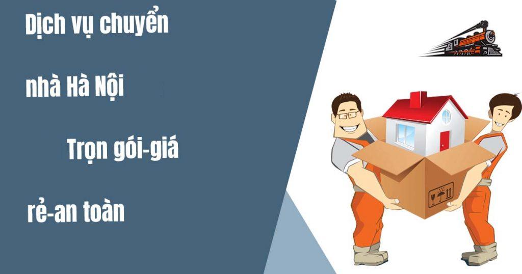 Dịch vụ chuyển nhà trọn gói Phát Đạt - Hà Nội