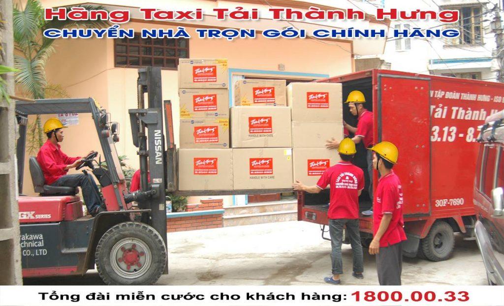 Công ty vận chuyển Hà Nội - Thành Hưng