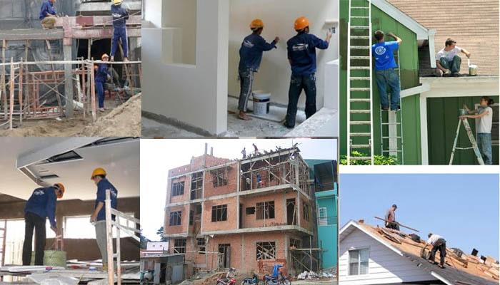 Sửa nhà tại Hà Nội giá rẻ Việt Dũng
