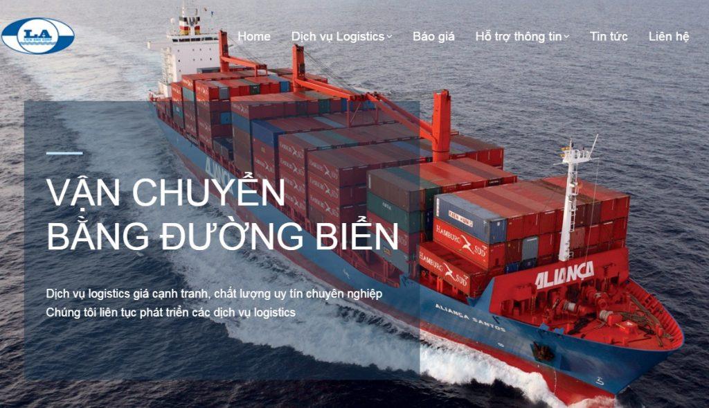 Thủ tục khai báo hải quan trọn gói tphcm - Liên Anh