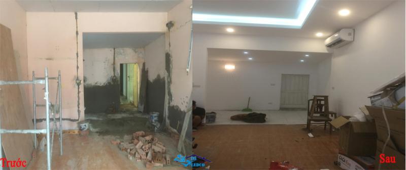 Viledco dịch vụ sửa nhà tại Hà Nội
