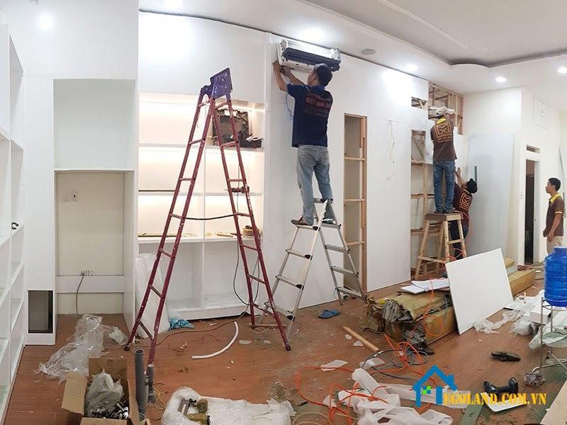Viledco dịch vụ sửa nhà uy tín tại Hà Nội
