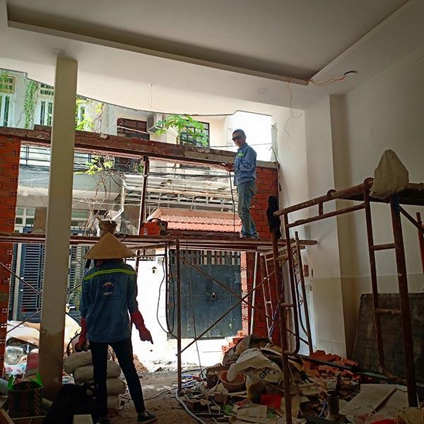 Xây dựng Đồng Khánh - Sửa nhà quận 12 giá rẻ