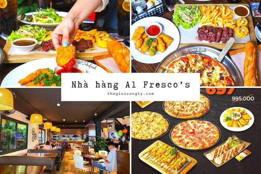 Al Fresco's Restaurant