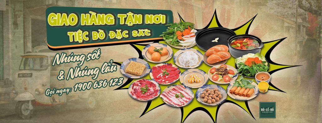 Bò - Lế - Rồ - Nhúng Sốt & Nhúng Lẩu quận 3