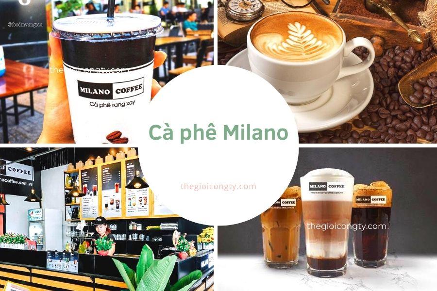 Cà phê Milano