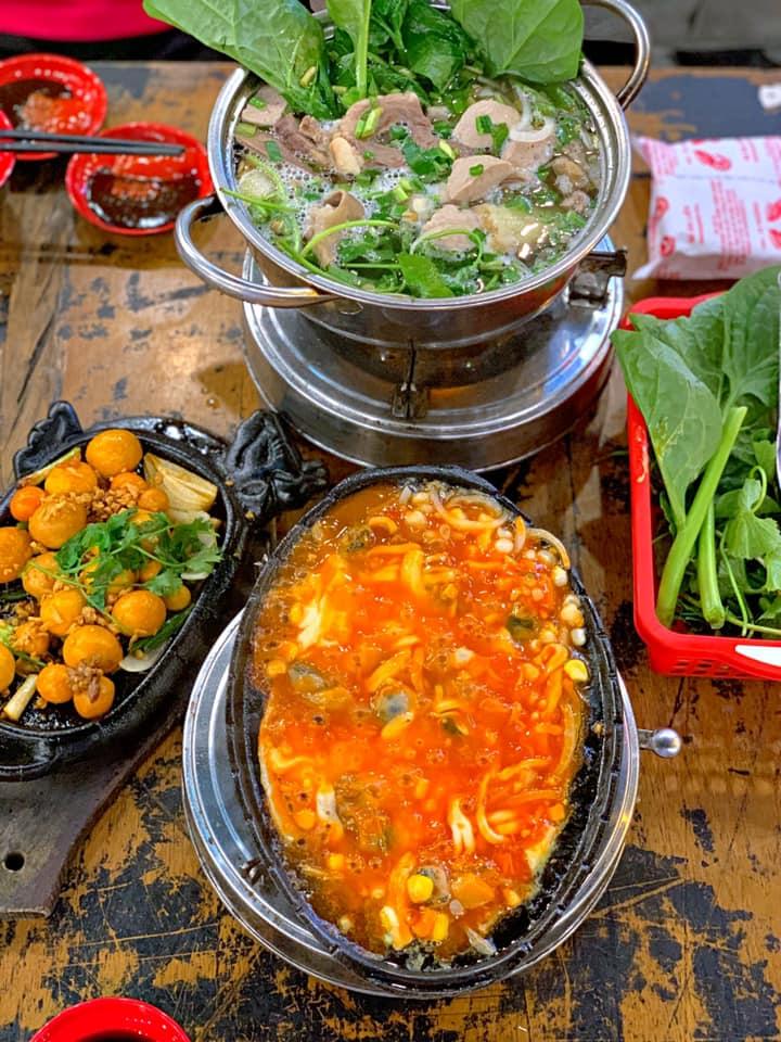 Lẩu Bò Tí Chuột - Quán lẩu ngon rẻ quận 1