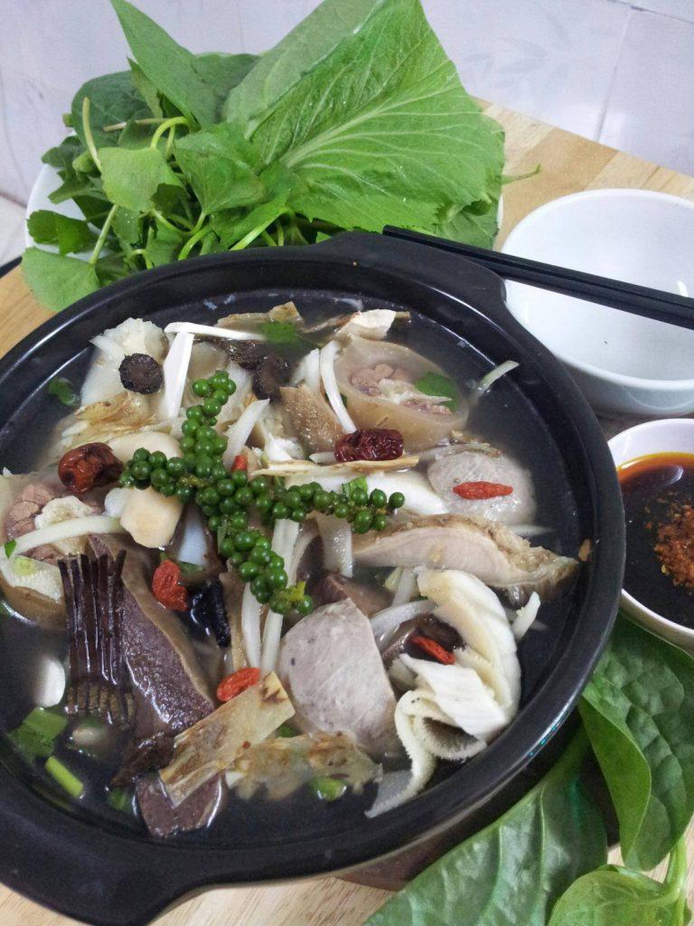 Lẩu bò Quang Khải quận 1