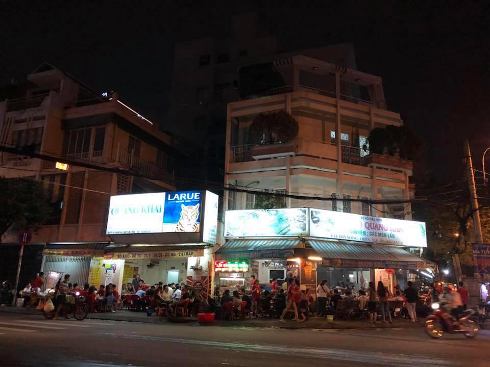 Lẩu bò Quang Khai