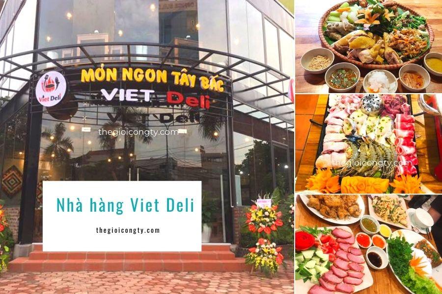 Nhà Hàng Viet Deli ở Hà Nội