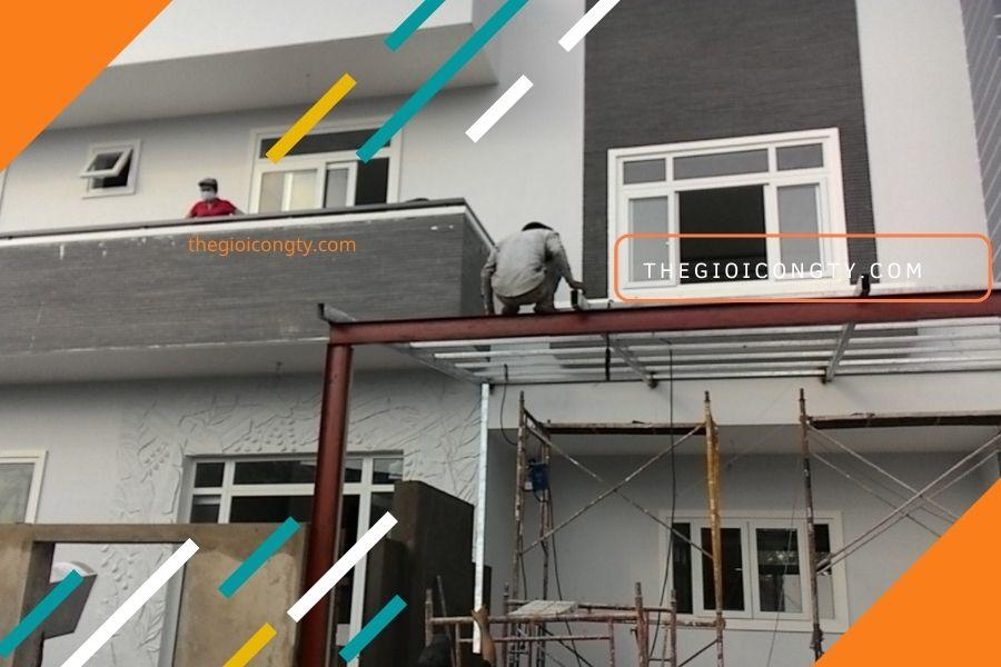 Công ty sửa nhà ở quận 12 nhật lam
