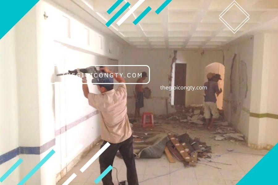 Công ty thiết thạch sửa nhà ở quận 12